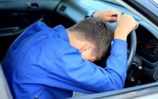 Наказание за наркотическое опьянение за рулем
