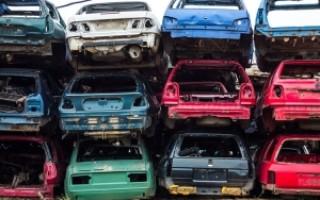 Как утилизировать авто без документов и машины