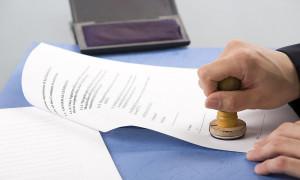 Как осуществляется перевод документов с нотариальным заверением