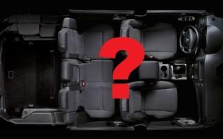 Где самое безопасное место в автомобиле