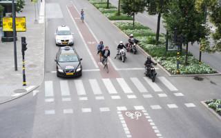 Штраф за выезд на дорогу с односторонним движением