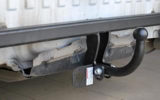 Штраф за прицепное устройство для автомобиля