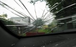 Можно ли пройти техосмотр с треснутым лобовым стеклом