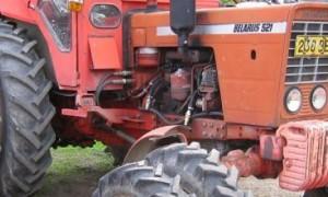 Прохождение техосмотра тракторов и самоходных машин