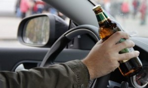 Лишение прав за пьяное вождение