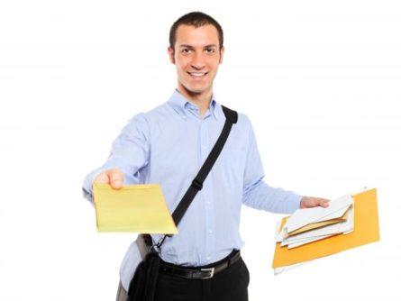 Отправляем документы по почте