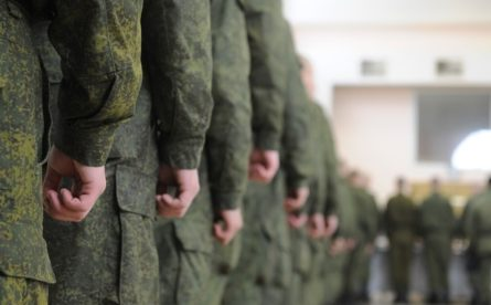Заявление в военкомат